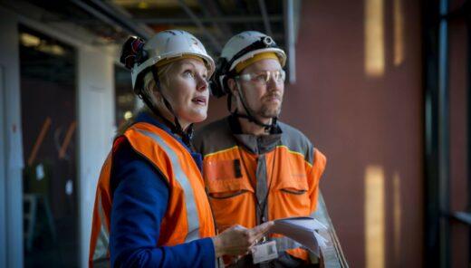 Statybų valdymas ir techninė priežiūra