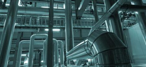 Vandentvarka, energetika ir pramone